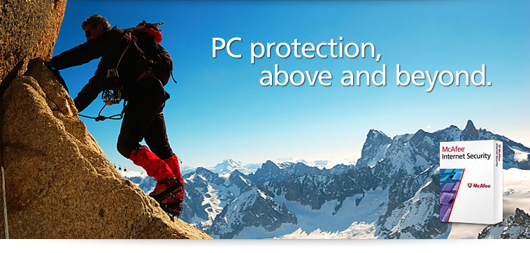 PC protection, above and beyond.