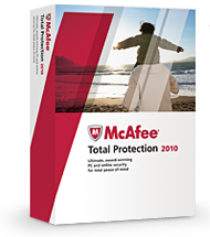 McAfee Total Protection 2012, download, dansk, 3-bruger, 2012-version