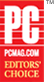 PCMAG Editor's Choice award