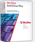 McAfee AntiVirus Plus 2012 Free 6 Months License Key